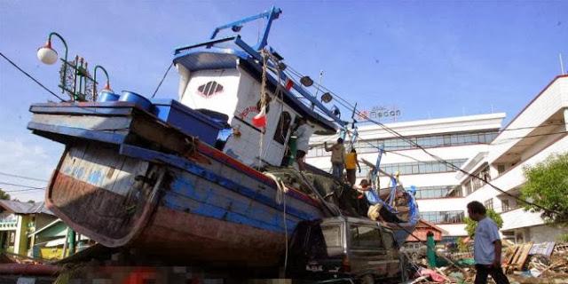 Kisah korban tsunami Aceh, pulang setelah dikira telah meninggal