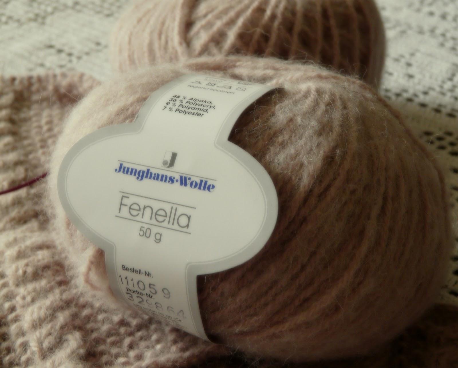Fenella von Junghans Wolle