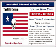 The Fifth Column Virtual Tour & Giveaway