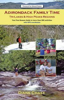 Adirondack Family Time Guidebooks with easy hikes, swimming holes and more