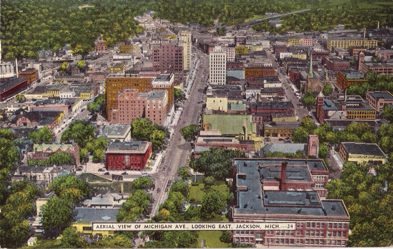 City Of Jackson Michigan Street Department