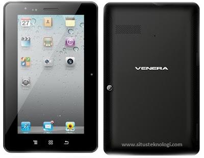 harga tablet venera cloud tab 3 terbaru, tab;et android di bawah 2
