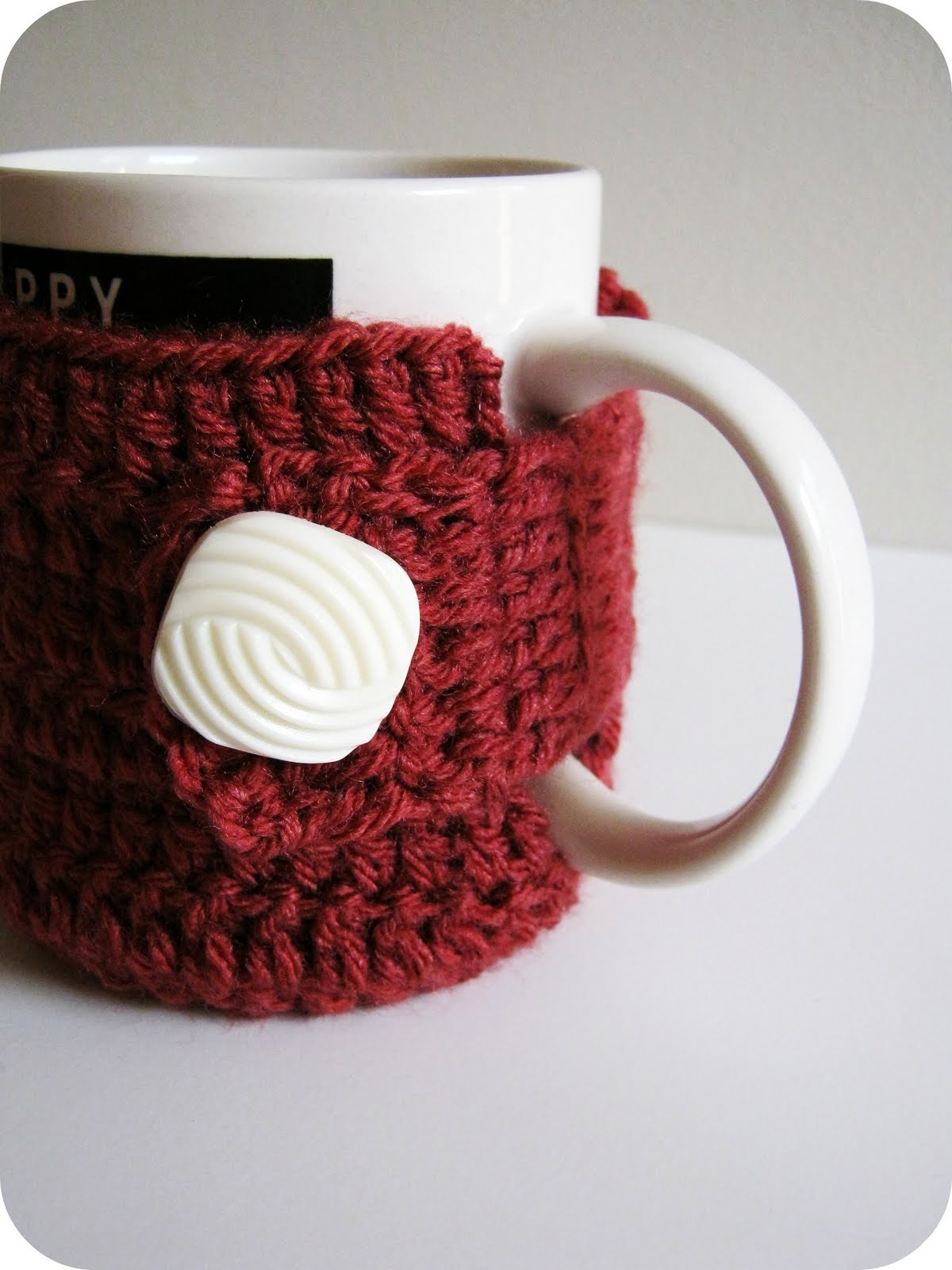 Shelley Crochet Cup  Saucer from glass-usa on Ruby Lane