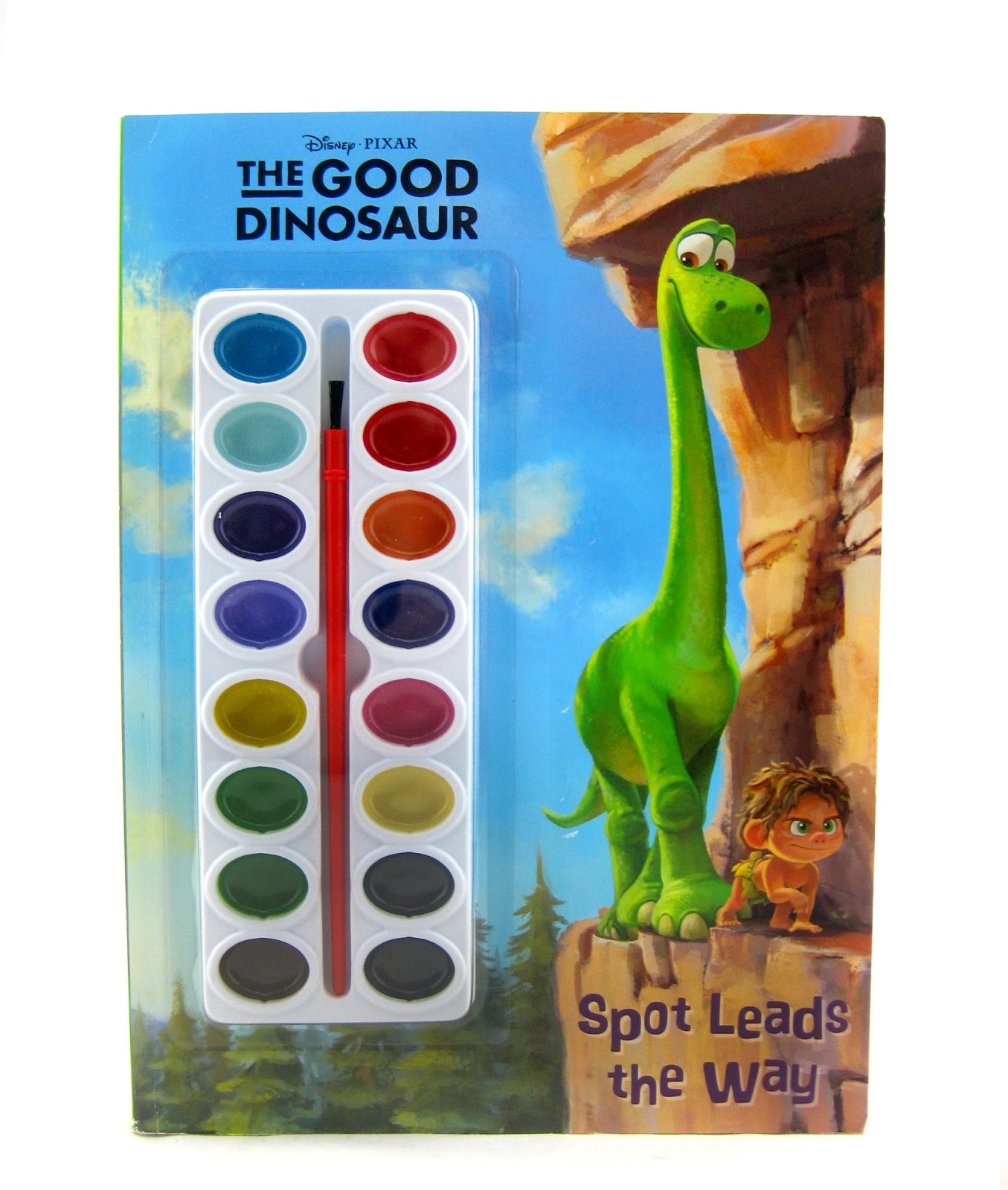 The Good Dinosaur Coloring Book
