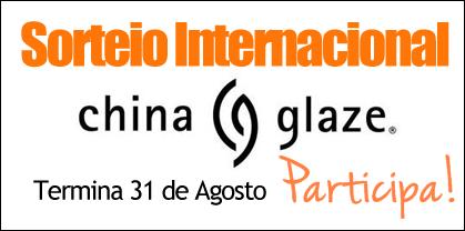 Sorteio Internacional China Glaze