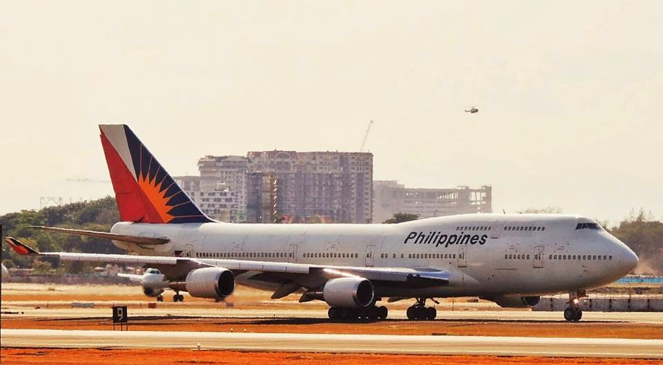 philippine airlines 747