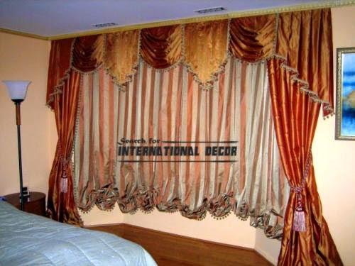 curtain designs, unique curtains, bedroom curtains,window decorations