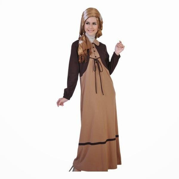 10 Contoh Model Baju Muslim Wanita Cantik