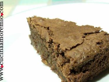 torta della scrittrice (con i marroni)
