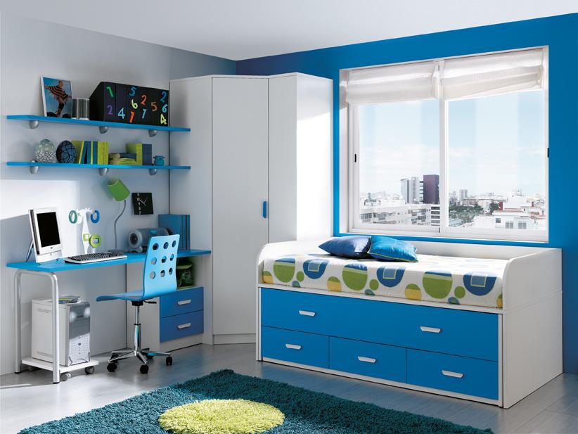 Programa de mueble juvenil azor muebles de castellon - Muebles castellon ...