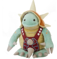 J!nx League of Legends Rammus Plushie