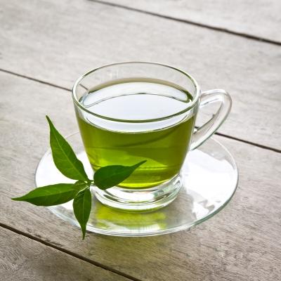 Té verde eficaz contra el envejecimiento