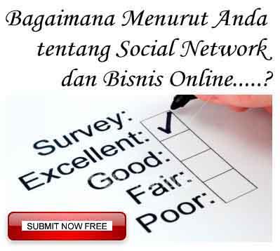 Promosi Gratis untuk Bisnis Anda di Social Network