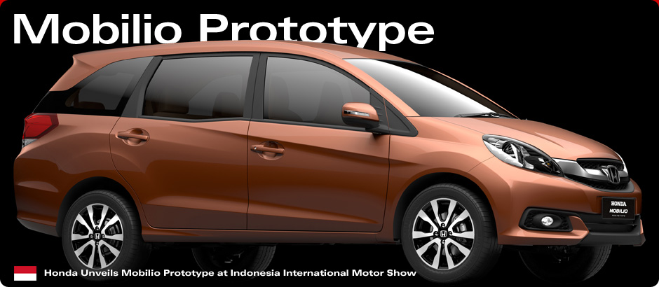 New Honda Mobilio And Brio For Indonesia Fan Site For Hondas And