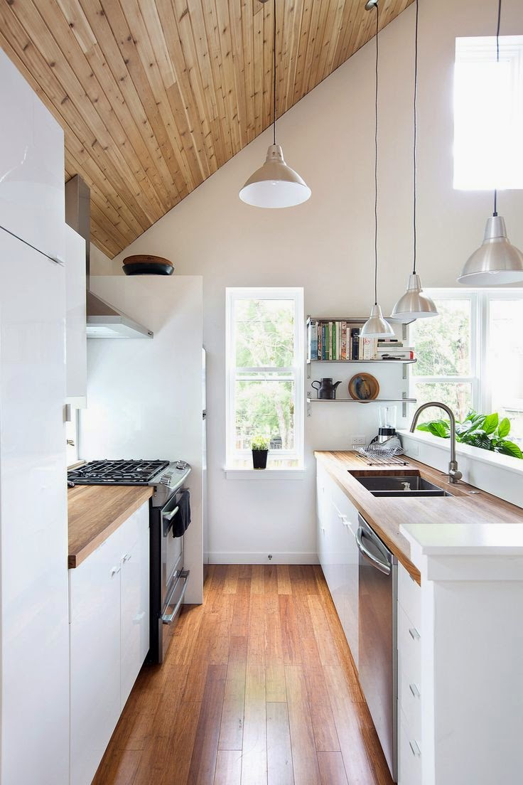 30+ FOTOS de decoración de cocinas modernas pequeñas【TOP 2018】