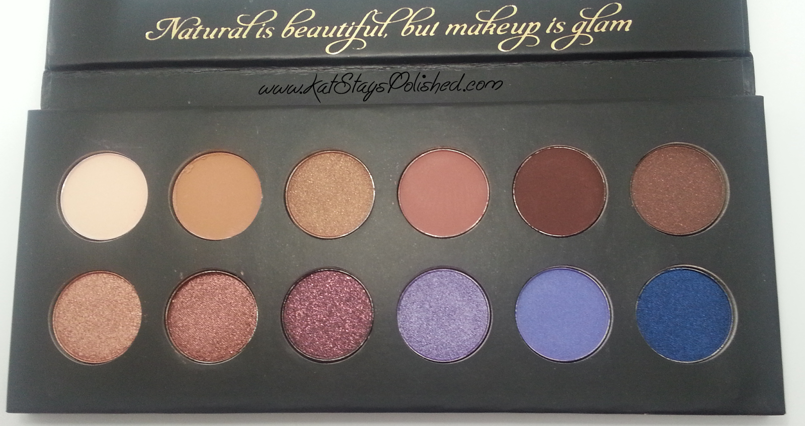 bh cosmetics | It's Judy Time Palette | Kat Stays Polished