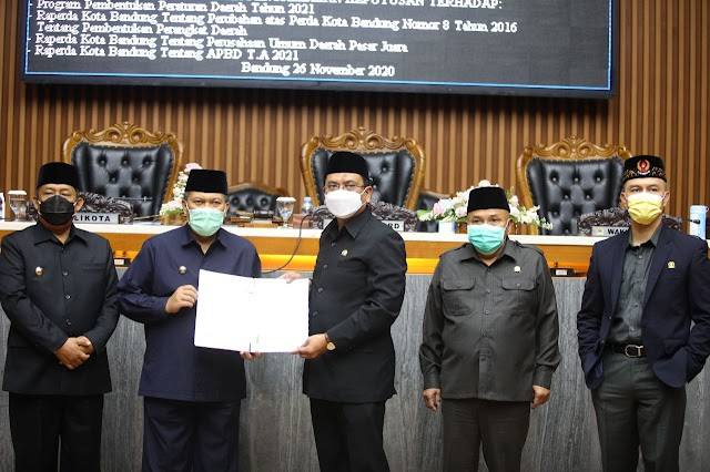 Satgas Covid-19 Kota Bandung Bentuk Timsus