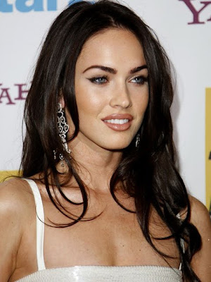 Megan Fox Sterling Chandelier Earrings