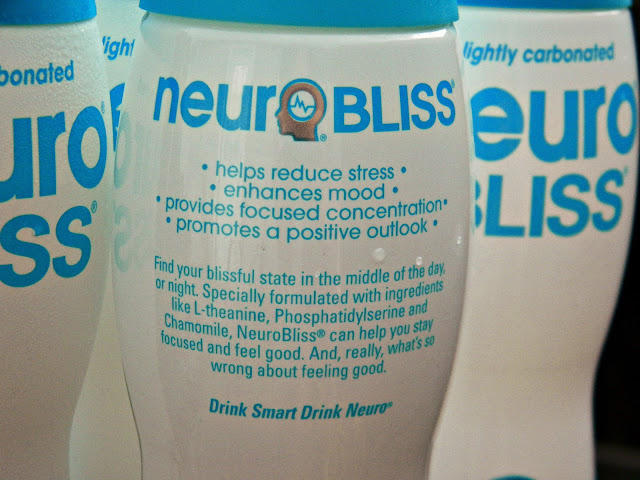 Bliss & Tell with neuro Bliss