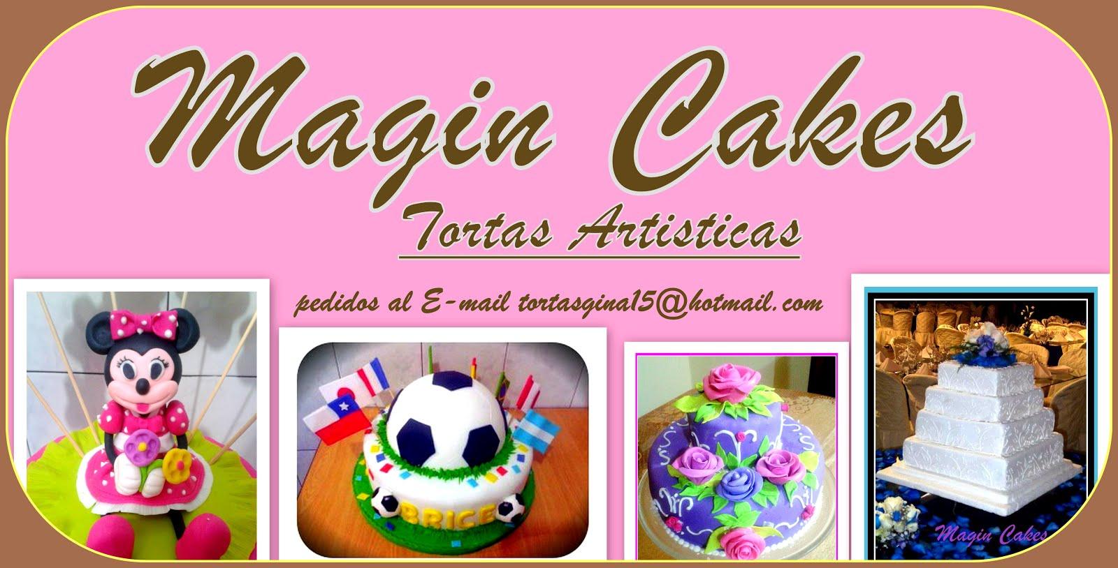 MAGIN CAKES (Tortas Gina)