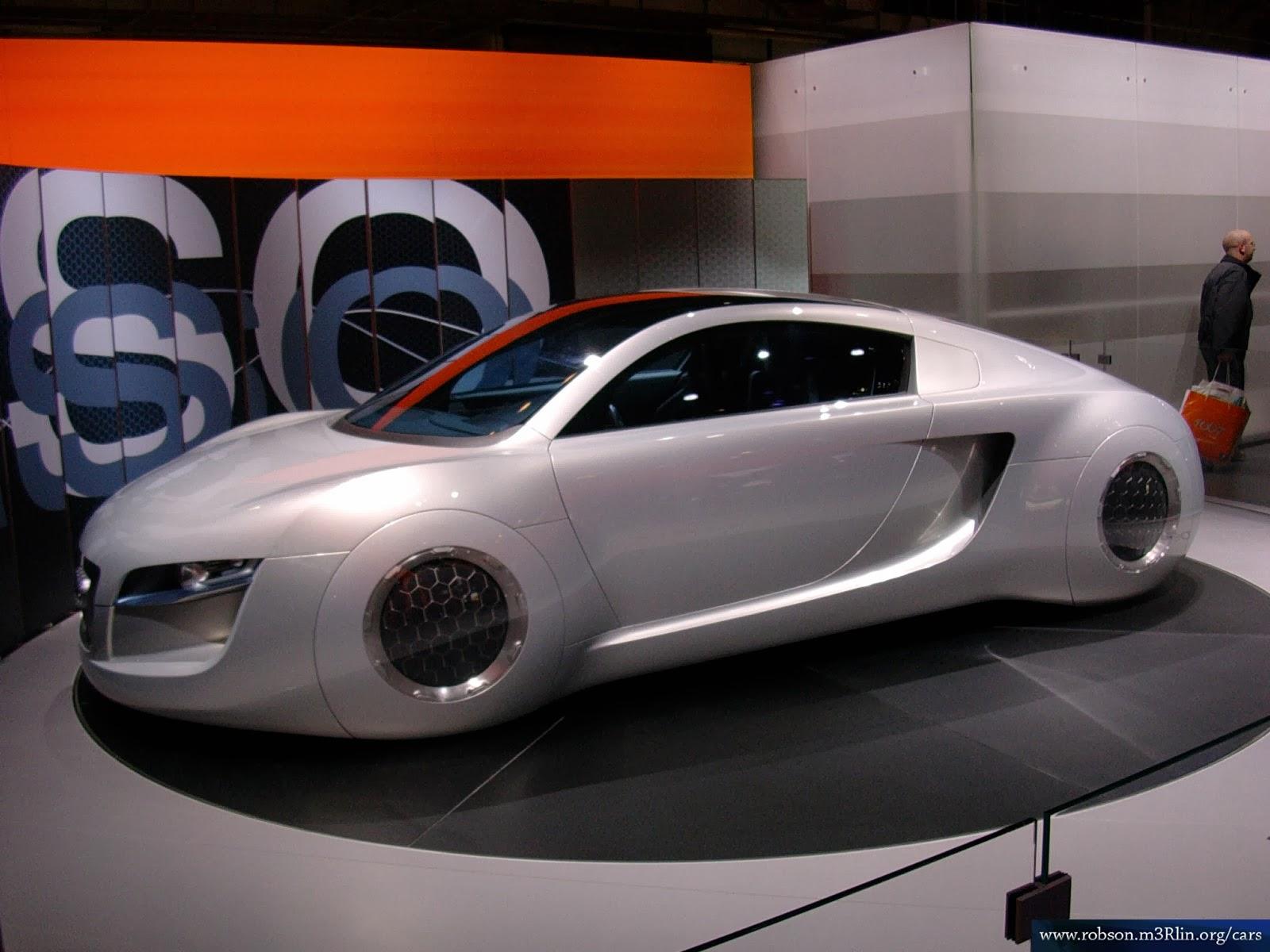 Audi Future Concept Car
