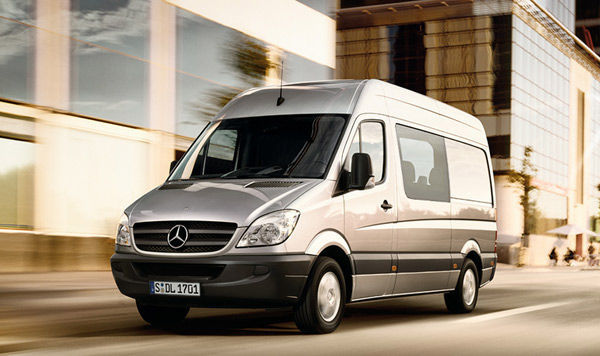 Mercedes-Benz Sprinter сборка Нижний Новгород