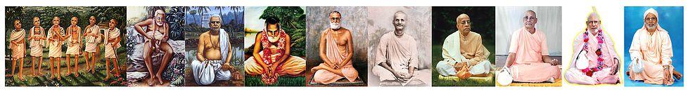 Sri Rupa-anuga Guru-varga