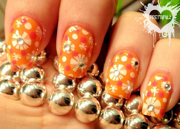 prettyfulz 31 day nail art challenge