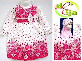 REVIEW] Baju Kanak-kanak berkonsepkan Muslimah by dE' EijaMuslim