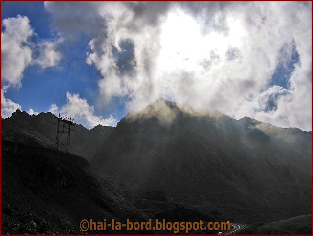 peisaj nori transfagarasan 2008