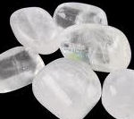 magickal properties Icelandic Spar pebbles tumbled stone