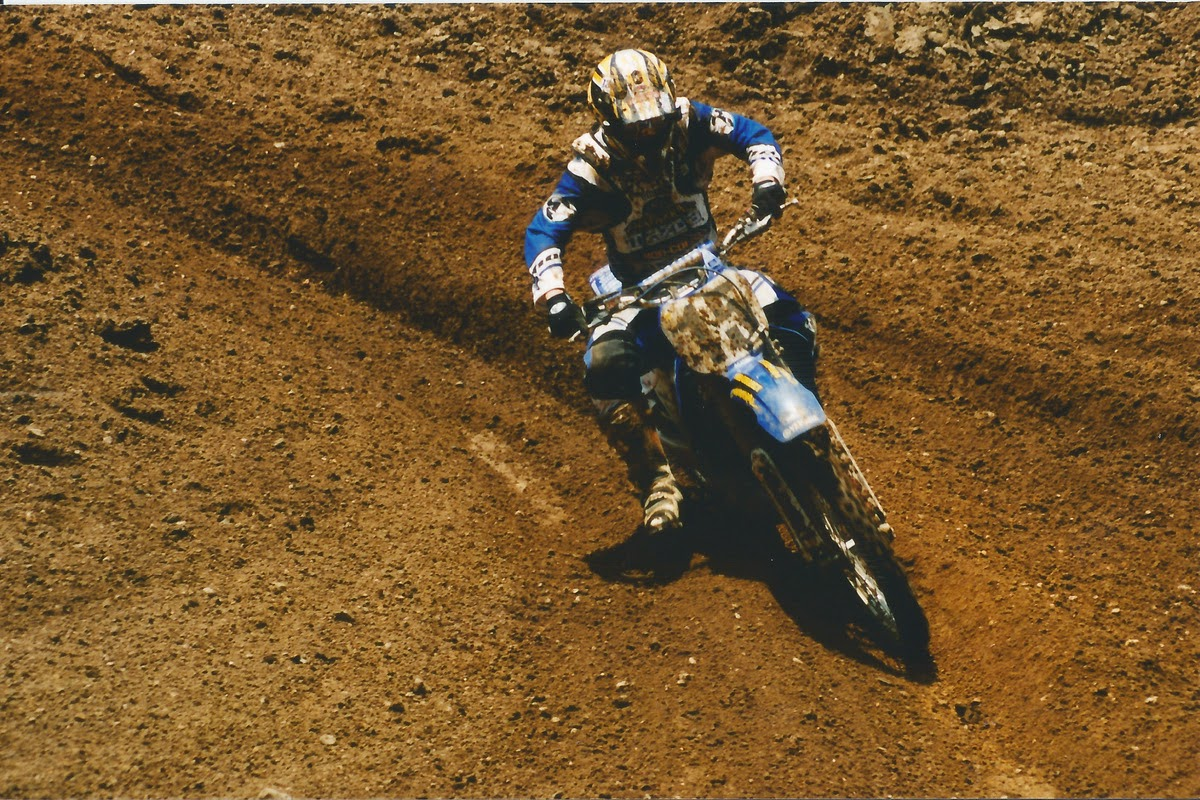 Tim Ferry Budds Creek 2000