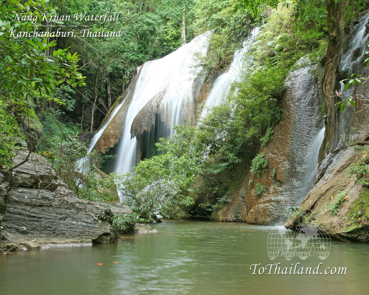 Kanchanaburi Thailand  city images : Posted in: Asia , Kanchanaburi Thailand , Thailand