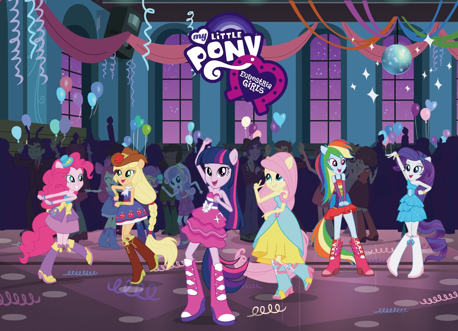 Equestria Girls - lalki My Little Pony