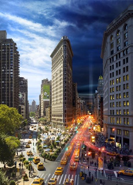 Day&Night - NY City