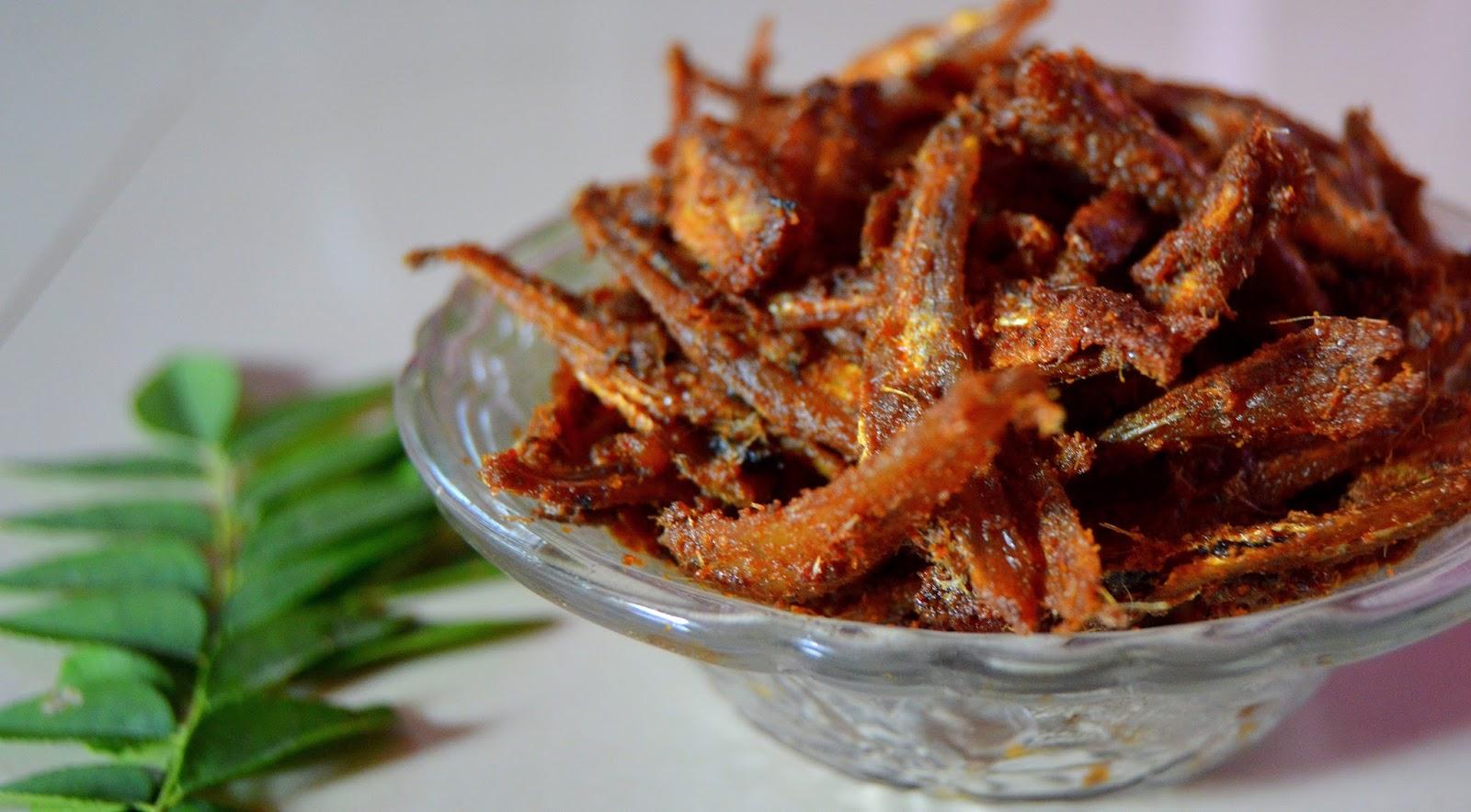 nethili fry