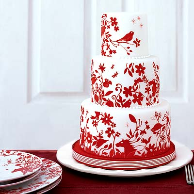 Cheap Wedding Cake on Wedding Cake