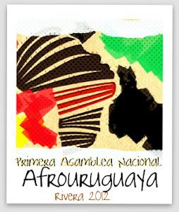 Somos parte de la Coordinadora Nacional de Asociaciones, Grupos Organizados y Militantes Afro