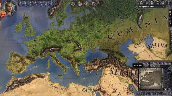 Crusader Kings 2 vs Europa Universalis 4 Comparison | TECHNOZZZ