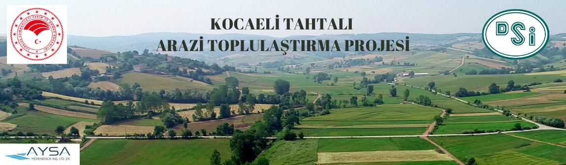 Kocaeli Arazi Toplulaştırma Projesi