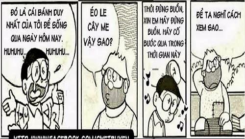 Truyện Tranh Cổ Tích Chế Nobita Thời Nay (P.3)