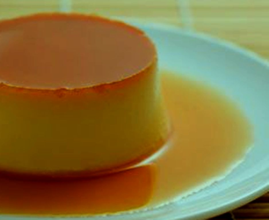 Spanish Caramel Custard Recipe(Flan al caramel) | Best Of Filipino ...