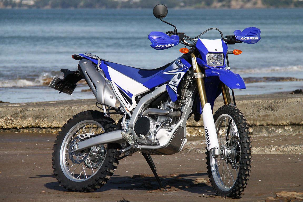 The new 2013 yamaha wr250r for Yamaha dual sports