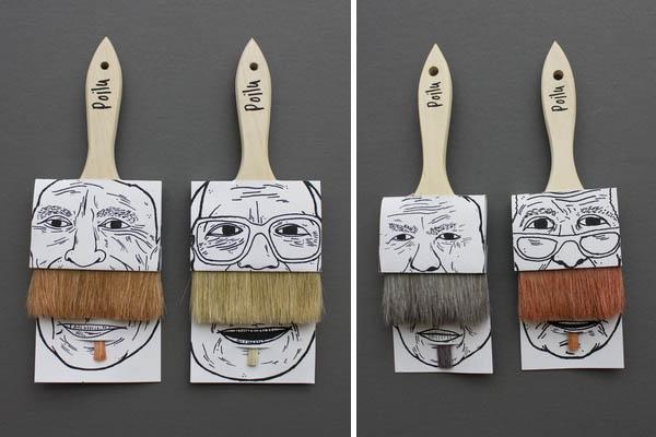 Design de embalagem - Simon Laliberté - Poliu