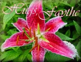 asiatic lily sig tag faythe image