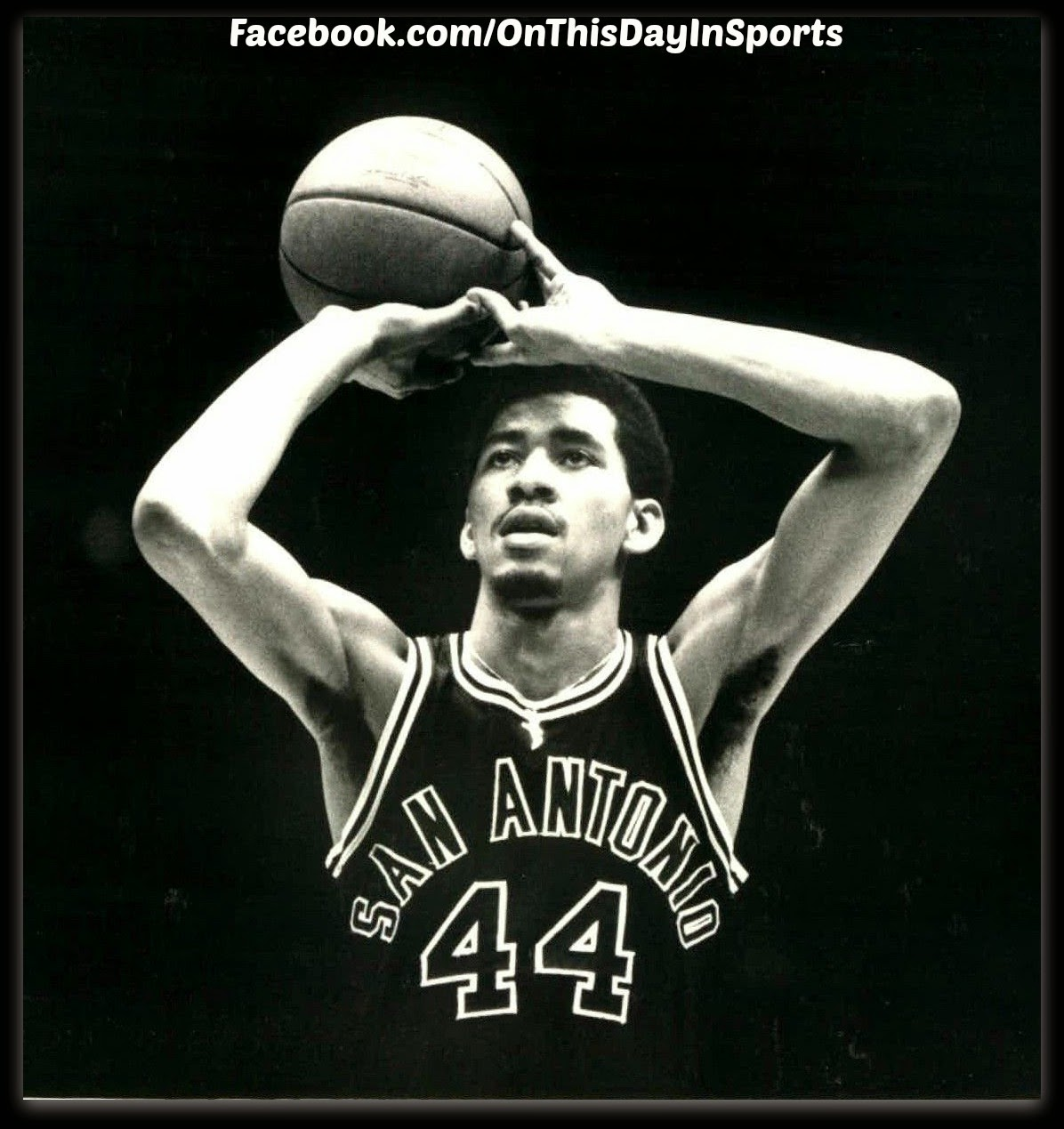 This Day In Sports April 9 1978 George Gervin Wins The