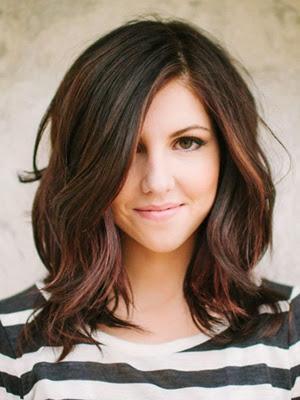 Imágenes De Cortes De Pelo - Fotos El corte de pelo perfecto para ti Cara redonda