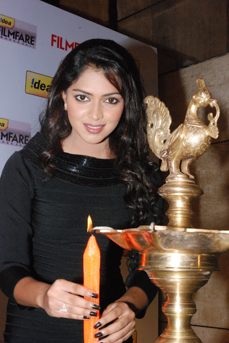 amala paul at 59th idea filmfare awards press meet unseen pics