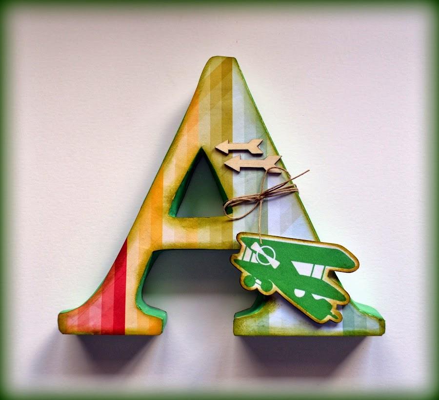 Como hacer letras decorativas - Como hacer letras decorativas ...