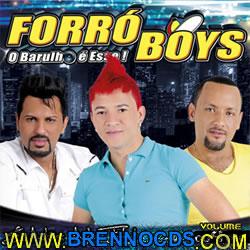 Forró Boys - Vol.4 2013